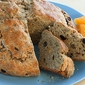 Irish Soda Bread with Raisins and Nuts