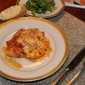 Chicken Parmigiana - Hold the bread crumbs!