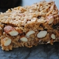 Delicious and nutritious chewy granola bars