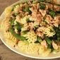 Italian Tuna and the Antipasto Plate