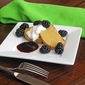 Scale Up to a Rustic Italian Cake- Lemon Buccellato with Blackberry Sauce