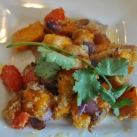 Image of Amaranth And Roast Veggie Salad Recipe, Cook Eat Share
