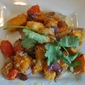 Amaranth and Roast Veggie Salad