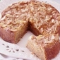 Swedish Apple Cake (sockerkaka med applen)