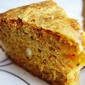 Eggless Carrot Raisin Whole Wheat Cake