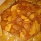 One Crust Apple Pie
