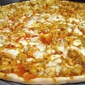 Bollywood Chicken Pizza