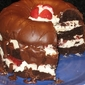 Holiday Dessert - Chocolate Avalanche Cake (Vote for Me Here)