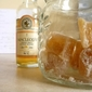 Golden Syrup Pudding with Whiskey & Ginger