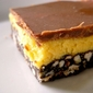 Simple Nanaimo Bars