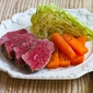 Once a Year Recipe Favorite: Corned Beef with Veggies and Horseradish Sauce