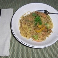 Image of Asian-inspired Spaghetti Squash Recipe, Cook Eat Share