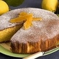 Lemon and Polenta Cake