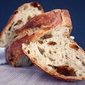 Crusty Wheat, Raisin and Fennel Bread