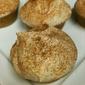 Mini Squash Cakes with Creme Frâiche