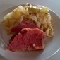 Corned Beef and Cabbage in a Crock Pot