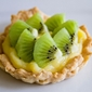 Kiwi and Lemon Curd Tartlets