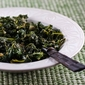 Recipe for Sauteed Kale with Garlic and Onion (Melting Tuscan Kale)