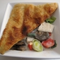 Chicken Soup Puff Pastry Pie
