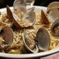 White Clam Sauce Recipe (Part 2) over Linguine