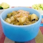 Pork, Potato & Tomatillo Stew