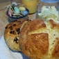 Irish Soda Bread, two ways
