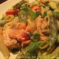 Salmon, Avocado and Asparagus Pasta; Cucina d'Amore