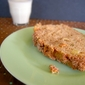 Apple Zucchini Bread with Almond Struesel