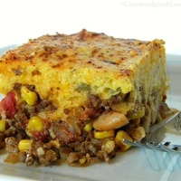 Image of Chili Pie Recipe, Cook Eat Share