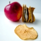 Five-Spice Apple Chips