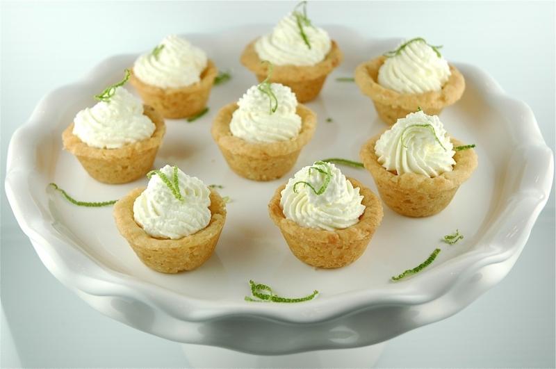 Key Lime Tartlets Recipe by Debi - CookEatShare
