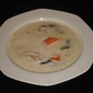 Greek Avgolemono Soup
