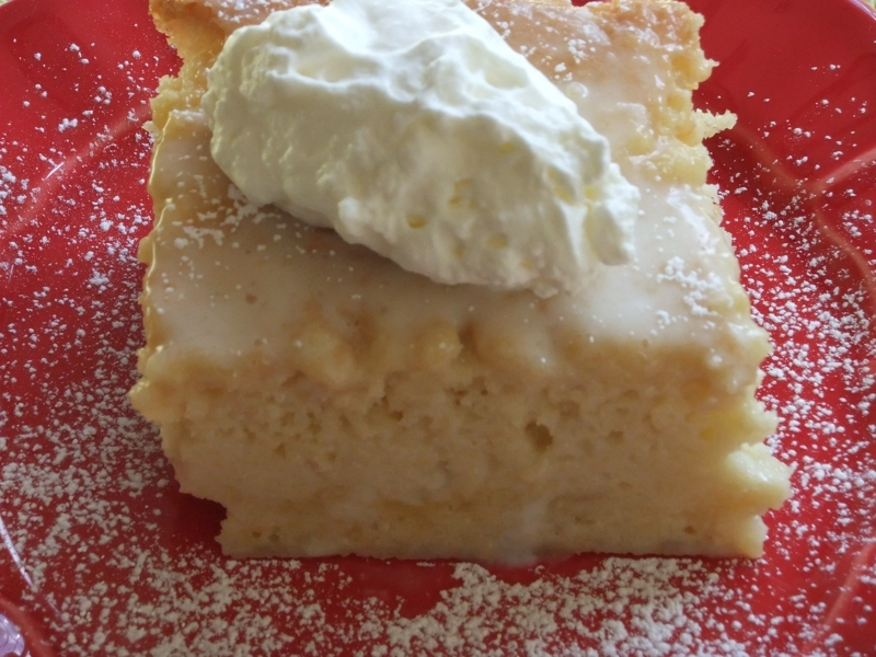 "Caribbean Rum ""Sopped"" Coconut Cake Recipe by Joann - CookEatShare"