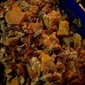 Sweet Potato Bake with Cinnamon Crunch Topping