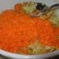 Carrots, Cabbage and Noodles that are Not Noodles Kugel