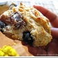 Blueberry – Dates Yogurt Scones