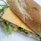 Tuna SweetCorn Sandwich