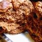 Hint O' Chocolate Banana Muffins (Gluten Free, Sugar Free)