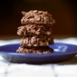 Cocoa Peanut Butter No Bake Cookies