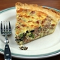 Pie crust (Recipe: asparagus, mushroom and sausage quiche)