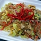 Stir-fry Cellophane Noodles AKA 炒冬粉