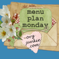 Menu Plan Monday 3/28-4/3