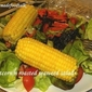 Sweetcorn n Roasted Seaweed Salad