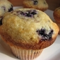 Marcy Goldman's Blueberry Muffins