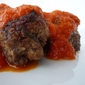 Meatballs with Fennel Seeds and Apple