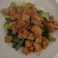 weeknight dinner: apricot chili glazed tofu