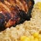 March Cooking Club Challenge: Jerk Chicken with Brown Rice