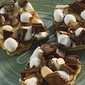 S'mores Toffee Almond Bars
