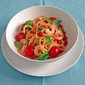 Default Pasta: Two Tomato Pasta with Spicy Shrimp