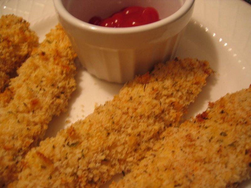 Chicken Fingers Recipe by erin - CookEatShare